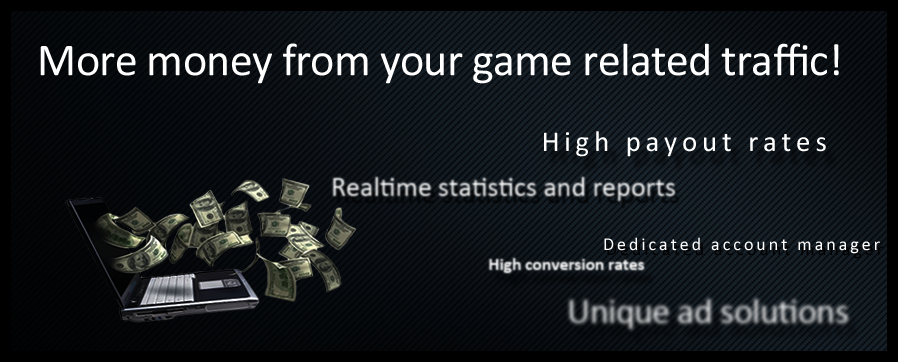 game affiliate network